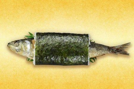 恵方巻き くら寿司 まるごといわし巻に関連した画像-03