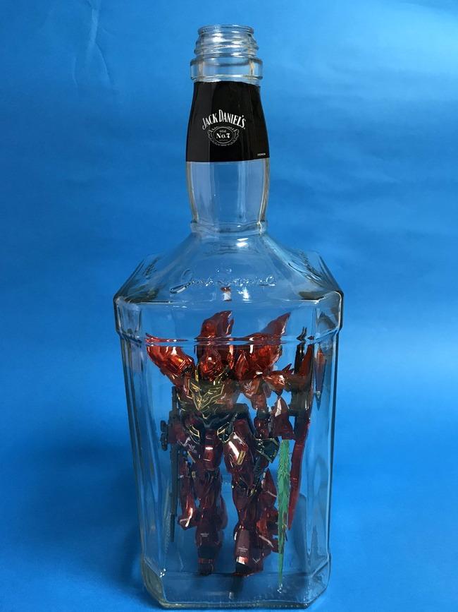 ガンダム オタク ガンプラ ボトルシップに関連した画像-05