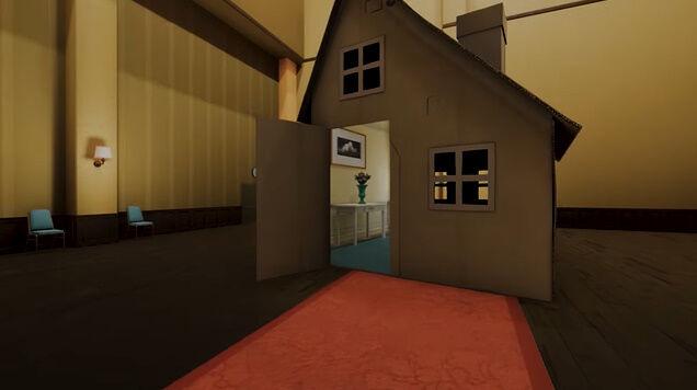 Superliminal 錯覚 パズルゲーム 遠近法 近くに関連した画像-05