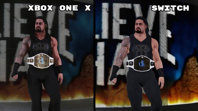 ニンテンドースイッチ WWE Xboxに関連した画像-04
