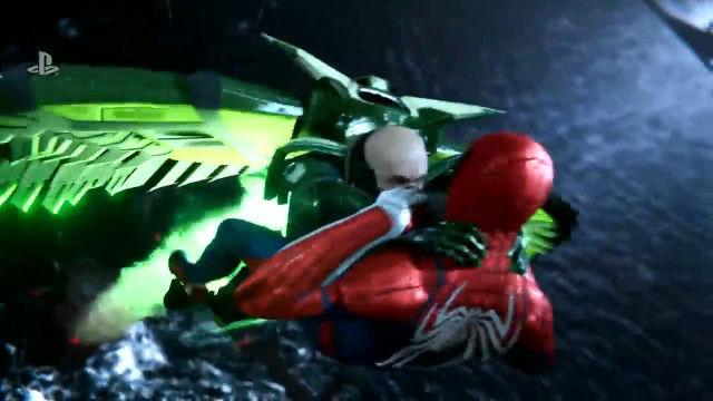スパイダーマンゲームプレイに関連した画像-13