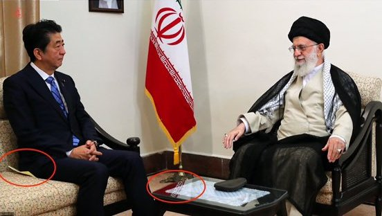 安倍総理 イラン訪問 トランプ大統領 親書 デマ 左翼 記者に関連した画像-03