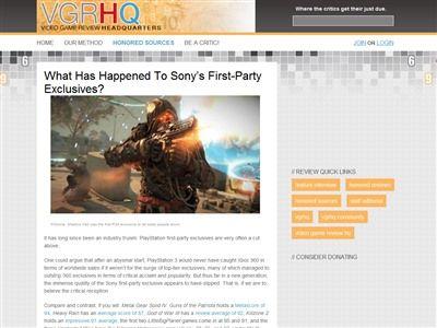 PS4 メタスコアに関連した画像-02