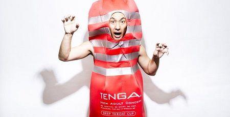 TENGA コスプレ ハロウィン 親子 ボウリングのピンに関連した画像-01