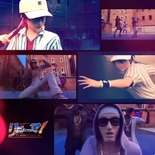 テニスの王子様 映画 劇場版 ラップに関連した画像-02
