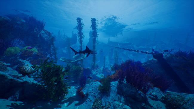 サメゲームManeater配信開始に関連した画像-07
