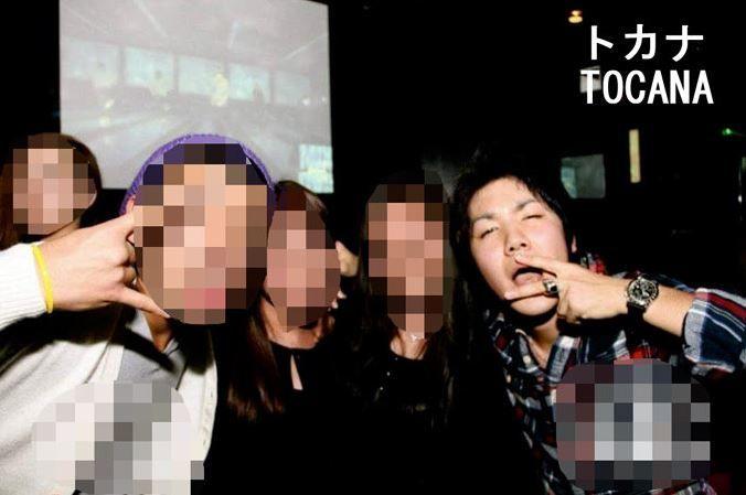 小室圭 パリピ写真 チャラ男 秋篠宮眞子 クラブに関連した画像-03
