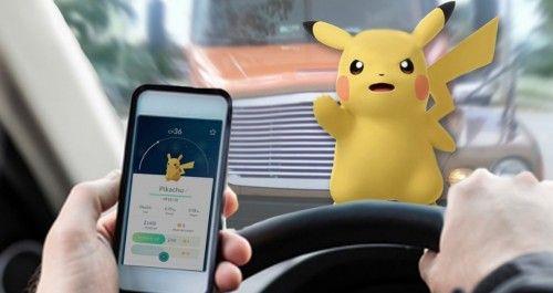 ポケモンGO ながら運転 厳罰化に関連した画像-01