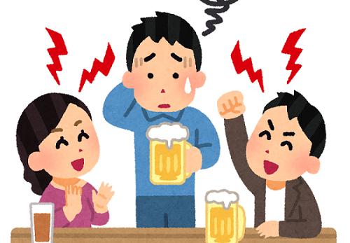 近畿大学飲み会一気飲みに関連した画像-01