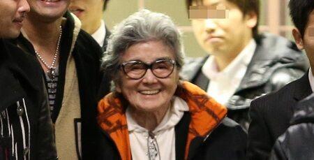 メリー喜多川 ジャニーズ 死去 訃報 肺炎 藤島メリー泰子に関連した画像-01