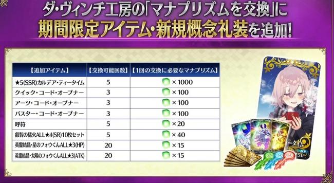 FGO Fate グランドオーダー 星4サーヴァント 配布に関連した画像-15