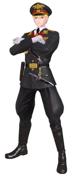 Fate フェイト エクステラ EXTELLA ギルガメッシュ 衣装 特典 DLC 変更 ナチス デザインに関連した画像-03