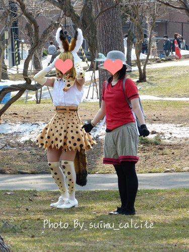 コスプレイヤー 動物園 けものフレンズ 迷惑行為に関連した画像-02