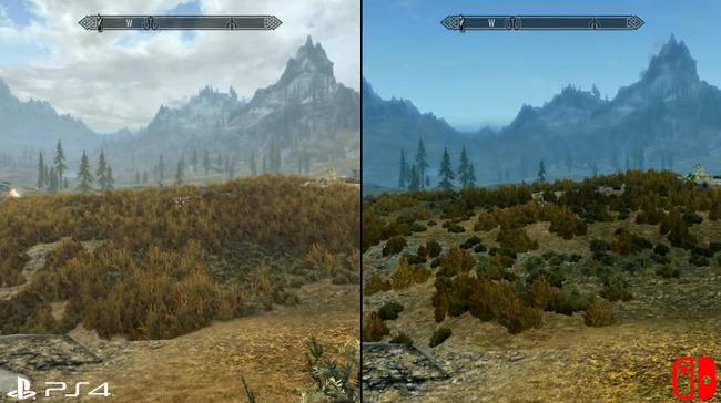 PS4 ニンテンドースイッチ スカイリム 移植に関連した画像-07