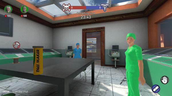 自殺 車椅子 老人 看護師 非対称 マルチプレイ Steam 4人 ステイン・アライブ Stayin'Aliveに関連した画像-04