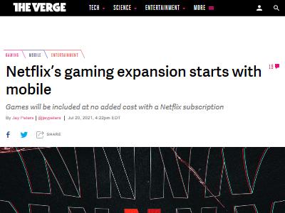 Netflix ゲーム分野 モバイルゲームに関連した画像-02