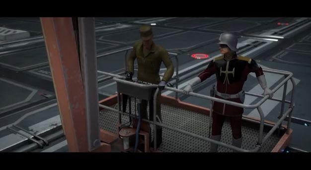 ガンダム CGムービー ファン 自主制作 公開に関連した画像-09