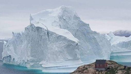 グリーンランド 氷山 津波に関連した画像-01