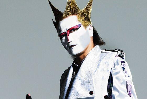 聖飢魔II デーモン小暮 デーモン閣下 閣下 すっぴん アプリ 悪魔に関連した画像-01