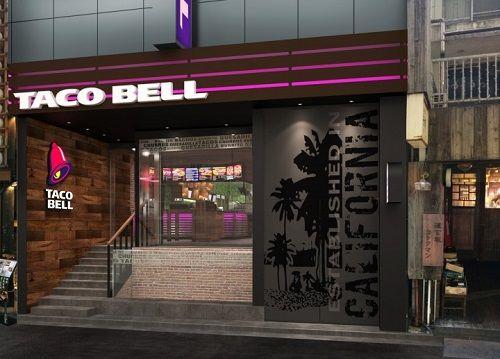 タコベル メキシコ料理 メキシカン ファーストフード レストラン 牛角 とりでん フランチャイズに関連した画像-03