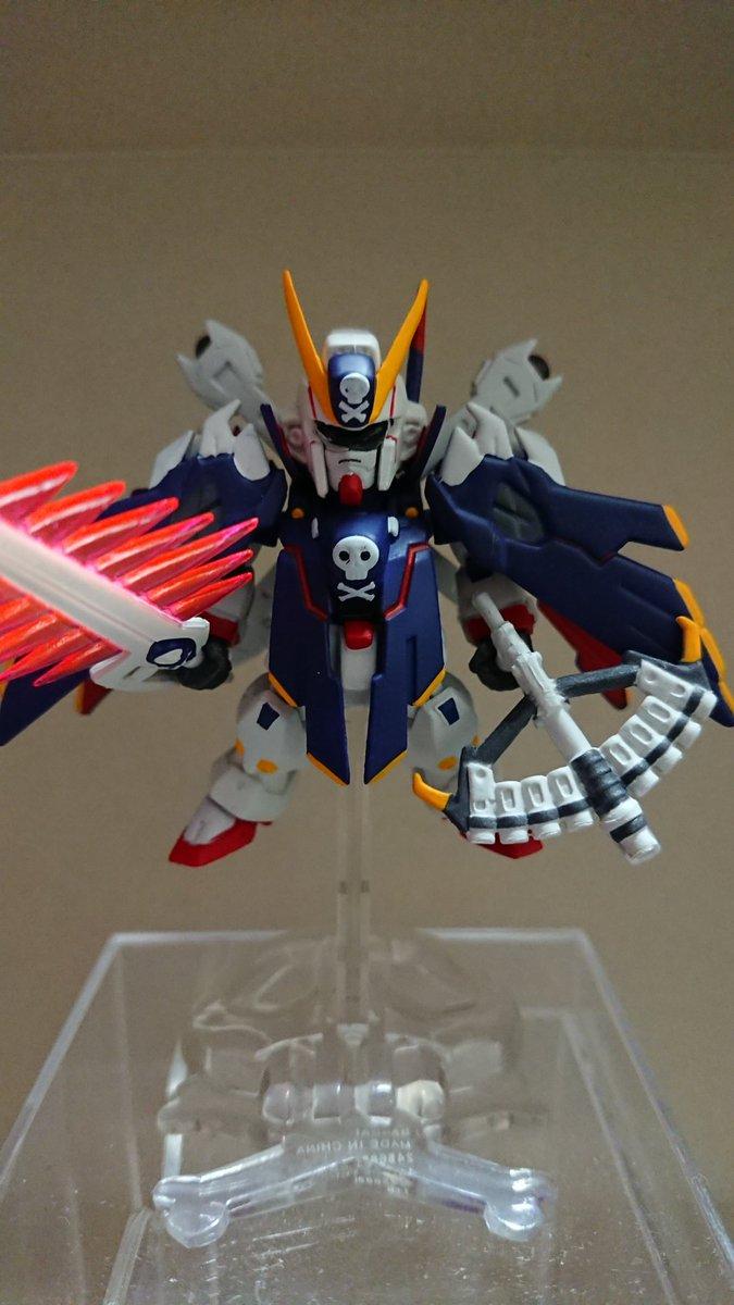 バンダイ フィギュア ガンダムX1 フルクロス 塗装 酷いに関連した画像-06