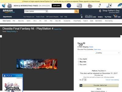 ディシディア アーケード 移植 PS4版 家庭用版 ファイナルファンタジーに関連した画像-02