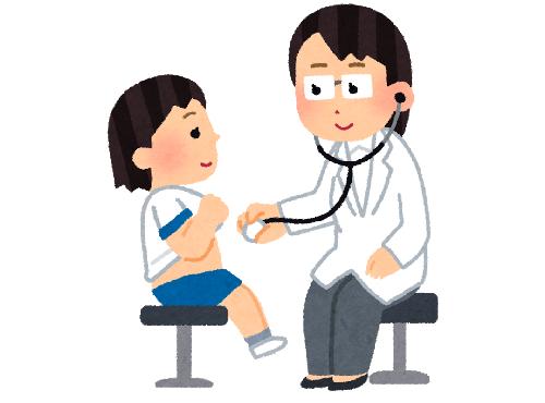 学校健康診断女子上半身クレームに関連した画像-01