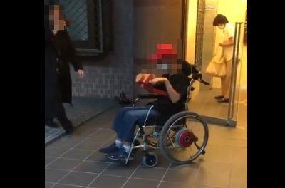 ニンテンドーラボ 世界初 電動車椅子 任天堂に関連した画像-02