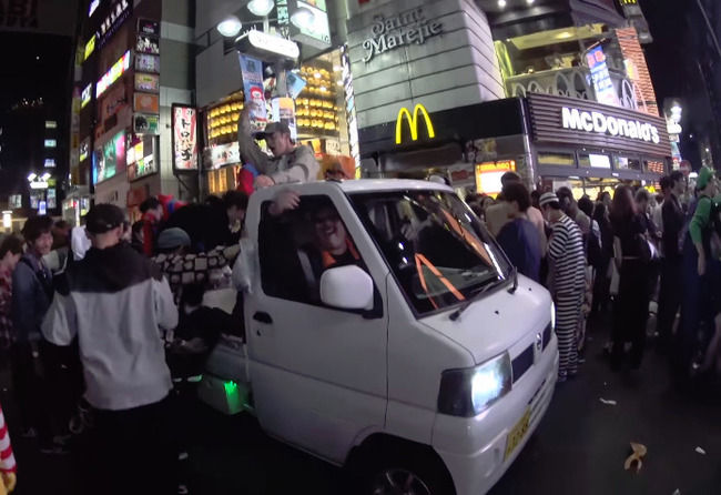 ハロウィン 禁止 苦情 渋谷 区に関連した画像-01