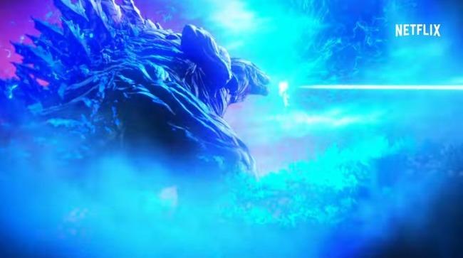 GODZILLA 怪獣惑星 ネットフリックスに関連した画像-01