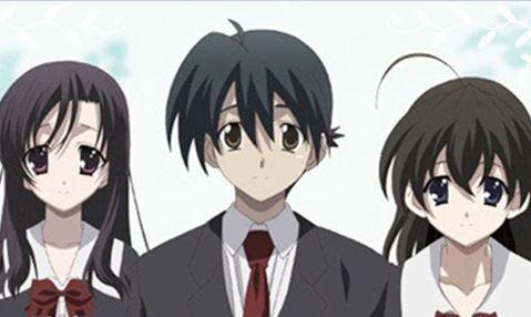 クリスマス 恋愛アニメ スクールデイズ SchoolDays AbemaTVに関連した画像-01