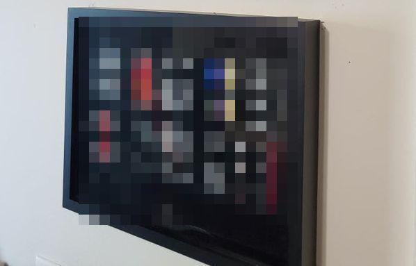 外国人 ガンプラ ランナー 塗装 額装に関連した画像-01