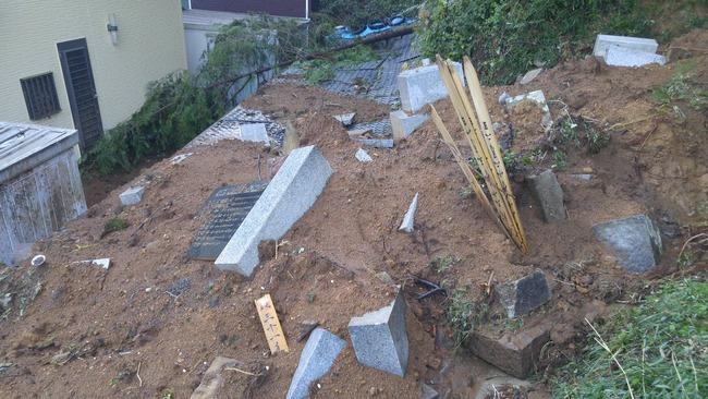 台風 人骨 土砂に関連した画像-03