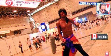 Mステ ミュージックステーション 刀剣乱舞 大倶利伽羅 ウルトラソウルに関連した画像-01