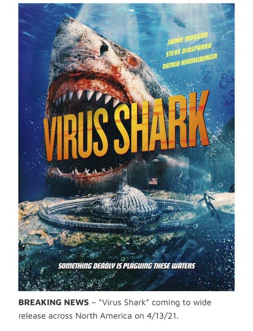 サメ チェーンソー 映画 上映に関連した画像-06