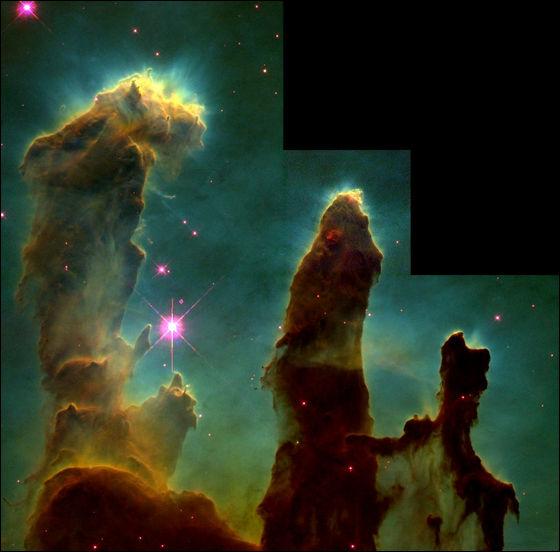 NASA 天地創造の柱に関連した画像-03