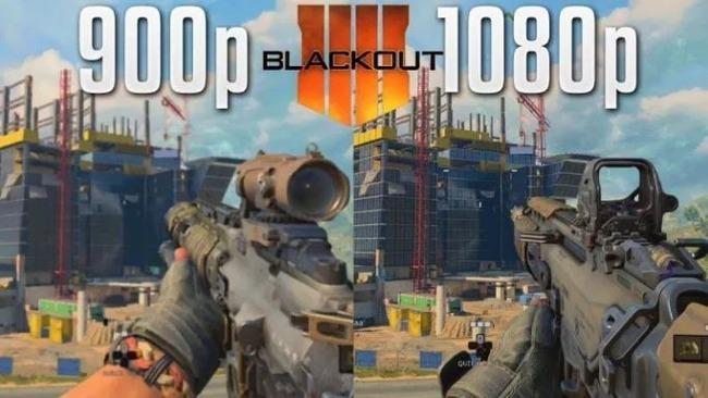 BO4 比較映像 PS4に関連した画像-01
