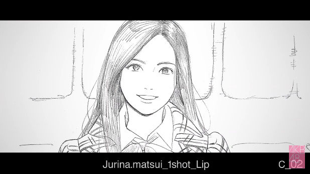 AKB48 新曲 MV ミュージックビデオ 松井珠理奈 CGに関連した画像-03