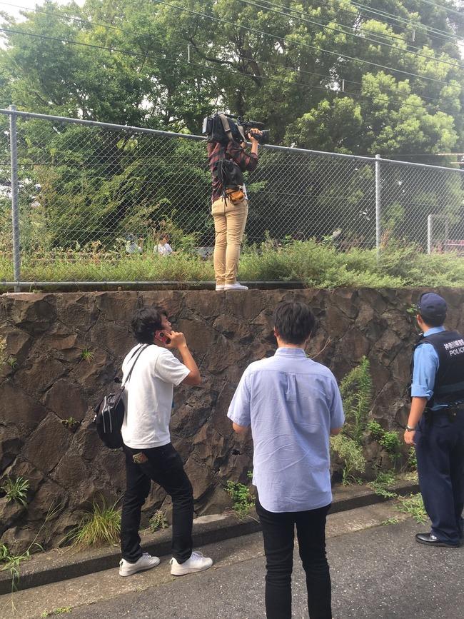 京急線 脱線 衝突 トラック 事故 マスコミ 線路 無許可 警察に関連した画像-04
