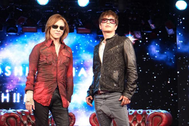 次回の「芸能人格付けチェック」、GACKTさんとX JAPANのYOSHIKIさんがタッグ出場!これは優勝wwwww