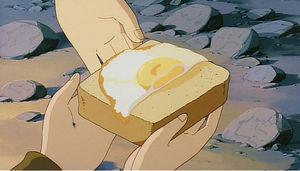 ジブリ ジブリ飯 給食に関連した画像-09