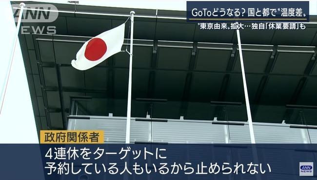 GoToキャンペーン 旅行 日本政府 今更やめられないという結論に関連した画像-04