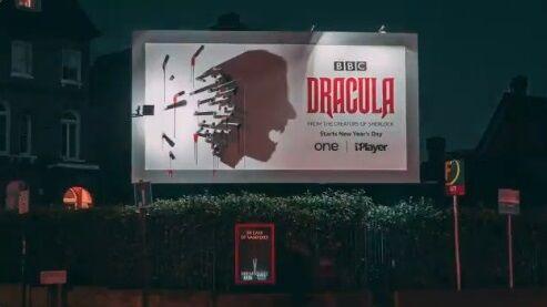 ドラキュラ ネットフリックス 広告に関連した画像-05