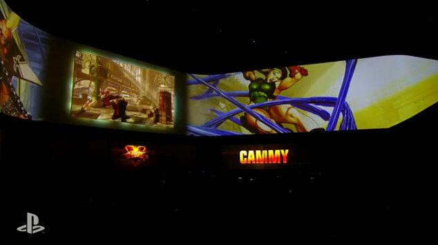 E3 SCE カンファレンス ストリートファイターに関連した画像-04