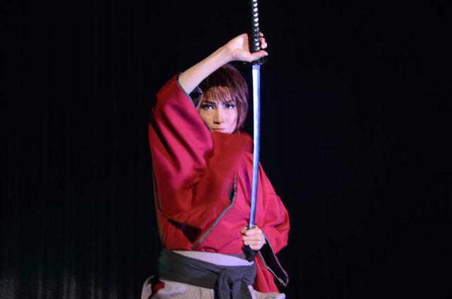 るろうに剣心 和月伸宏 涼風真世 宝塚 ミュージカル ビジュアル キャストに関連した画像-04