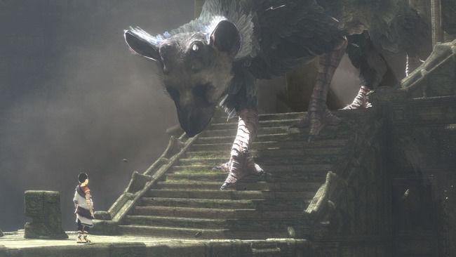 人喰いの大鷲トリコ E3に関連した画像-01