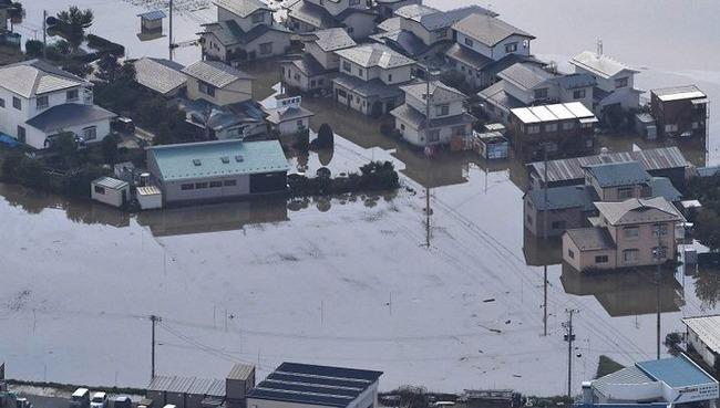台風10号 台風 岩手県 岩泉町 ツイッター ハイキュー つぶやき 一時停止に関連した画像-05