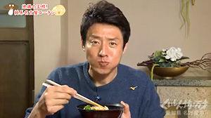 【!?】松岡修造さん、めちゃくちゃキツそうにラーメン二郎を食べる姿が目撃されるwwww