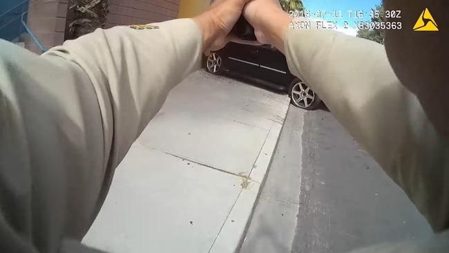 警察官 カーチェイス 発砲に関連した画像-07