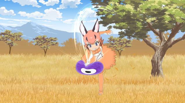 けものフレンズ 2期 アニメ たつき監督 3DCGに関連した画像-08